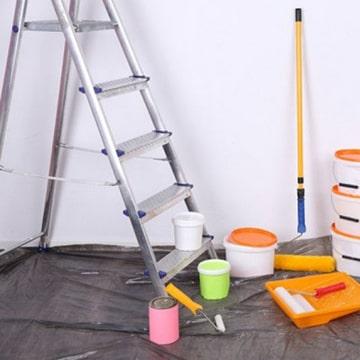 инструменты для ремонта Бей Копай Строй